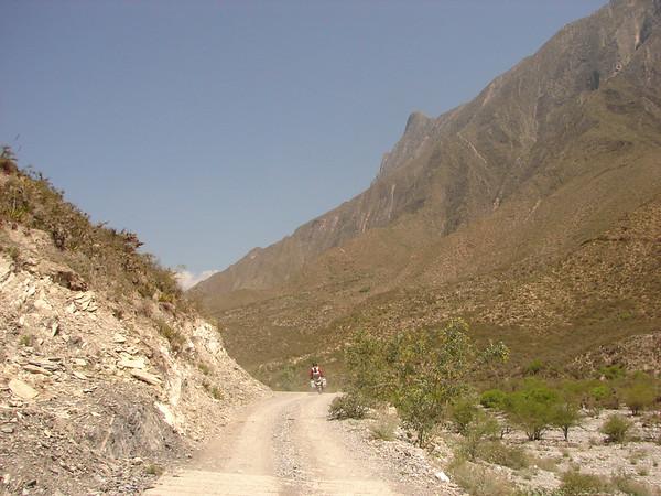 S. Texas to Sierra Madre (Rayones-Potosí-Galeana-Rayones) April 2007